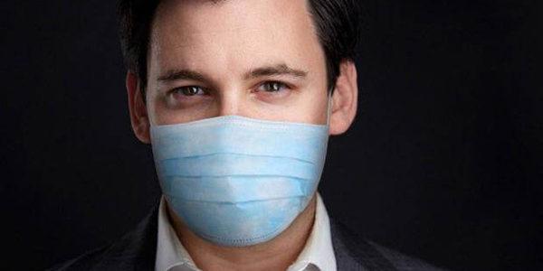 Business headshot coronavirus